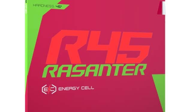 Revêtement Andro Rasanter R45