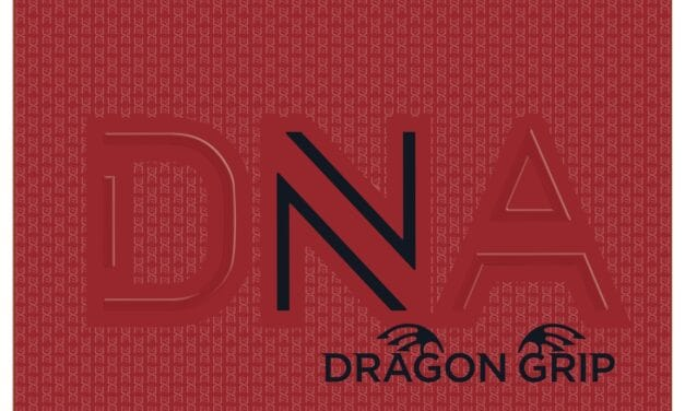 Revêtement Stiga DNA DRAGON GRIP