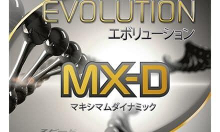 Revêtement Tibhar EVOLUTION MX-D
