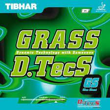 Revêtement Tibhar GRASS D.TECS GS