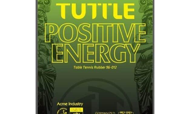 Revêtement Tuttle Positive Energy