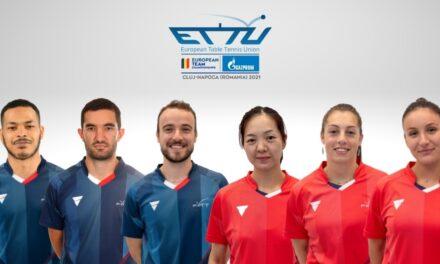 Championnats d'Europe par équipes en Roumanie 2021
