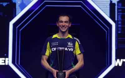 WTT Star Contender tennis de table de Doha SEPTEMBRE 2021